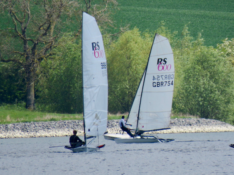 Rooster RS600 GP Northampon SC 2019