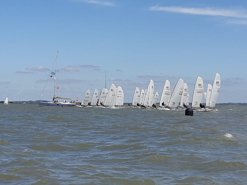 RS600 Nationals Startline