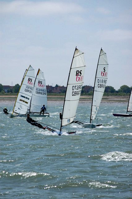 Volvo Noble Marine Allen RS600 Nationals 2019