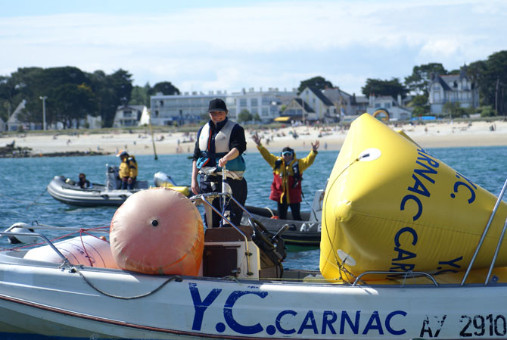 More information on Day 3 results from Carnac - we're still alive (just)