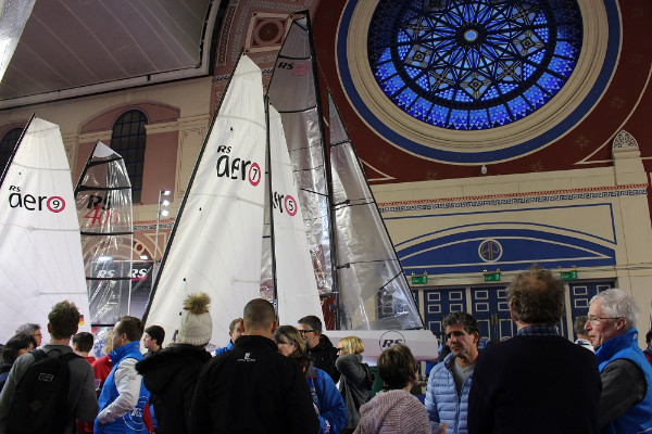 More information on RS Games 2018 Launch at Dinghy Sailing Show