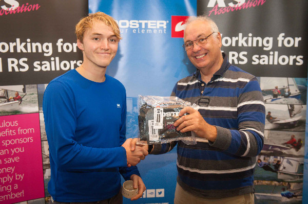 More information on Congratulations to RS600 Rooster 2018 National Tour winner George Smith!
