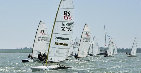More information on RS600 Inland National Championships, 5th Sept, Grafham WSC